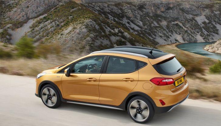 Le auto più comprate in Italia? A vincere tra le straniere è Ford Fiesta - Foto 6 di 25