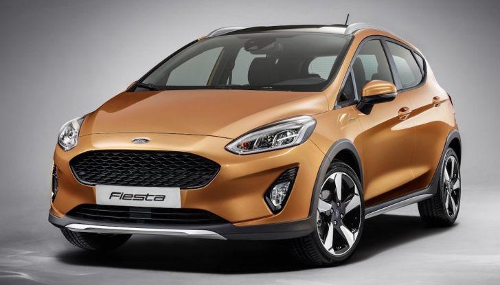 Le auto più comprate in Italia? A vincere tra le straniere è Ford Fiesta - Foto 7 di 25