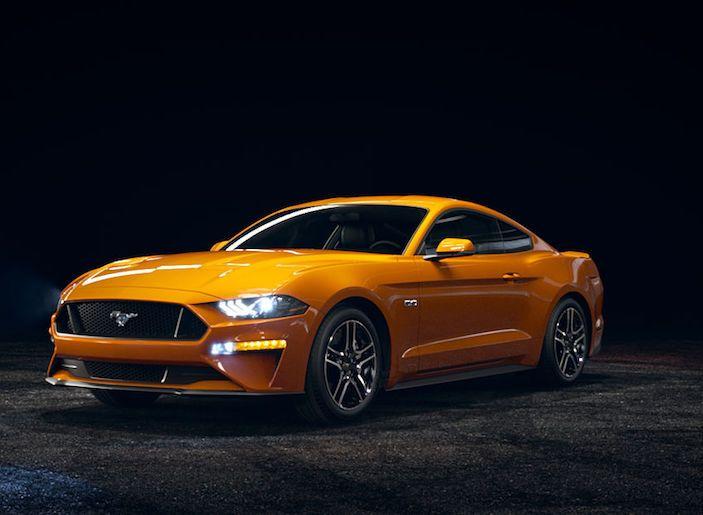 Ford Mustang è la vettura sportiva più venduta al mondo - Foto 2 di 9