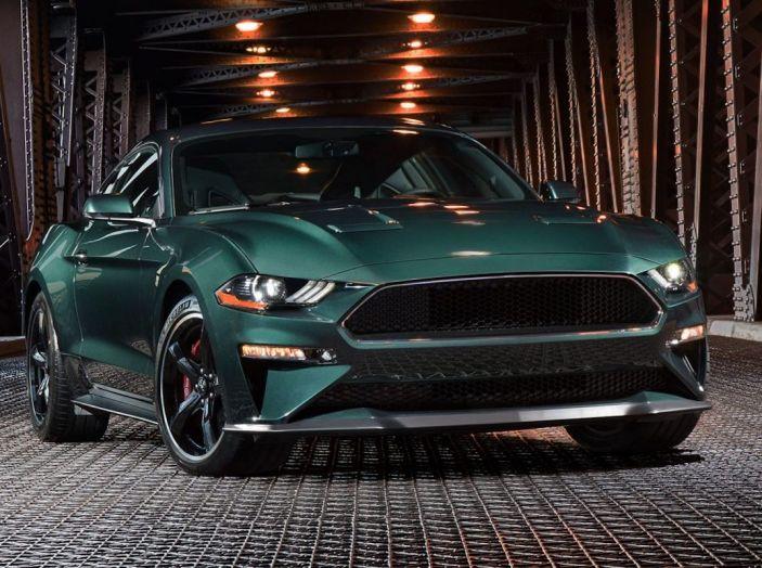 Ford Mustang è la vettura sportiva più venduta al mondo - Foto 1 di 9