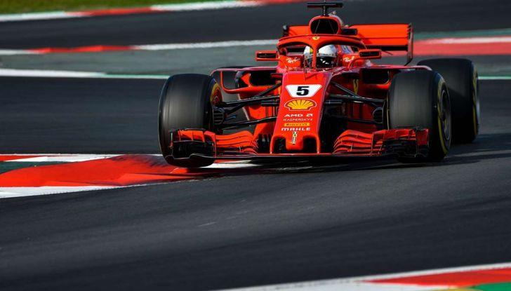 Orari F1 GP Bahrain 2018 su Sky e TV8 - Foto 11 di 17