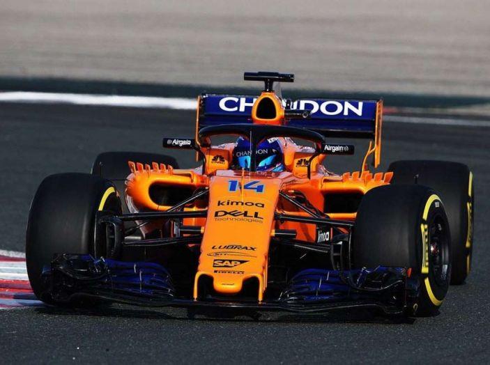 Orari F1 GP Bahrain 2018 su Sky e TV8 - Foto 15 di 17