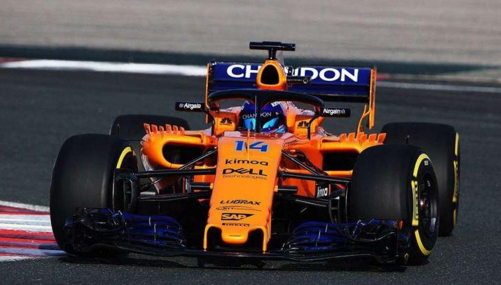Orari TV F1 GP Spagna 2018 diretta Sky differita TV8 - Foto 15 di 17