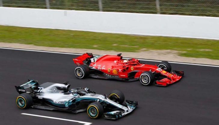 Orari TV Hockenheim F1 GP di Germania su Sky e TV8 - Foto 1 di 17