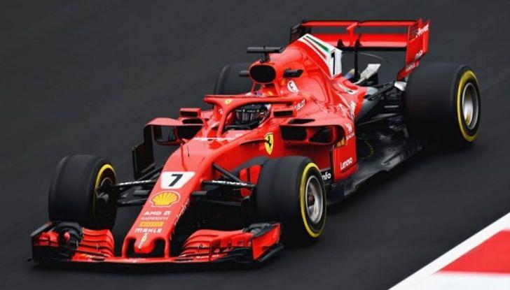 Orari F1 2018, il GP della Cina in diretta  Sky e differita TV8 - Foto 3 di 11