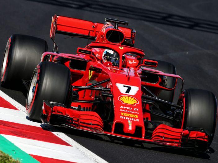 Orari F1 2018, il GP della Cina in diretta  Sky e differita TV8 - Foto 2 di 11