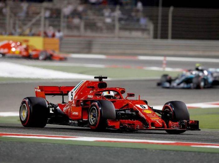 Orari F1 2018, il GP della Cina in diretta  Sky e differita TV8 - Foto 9 di 11