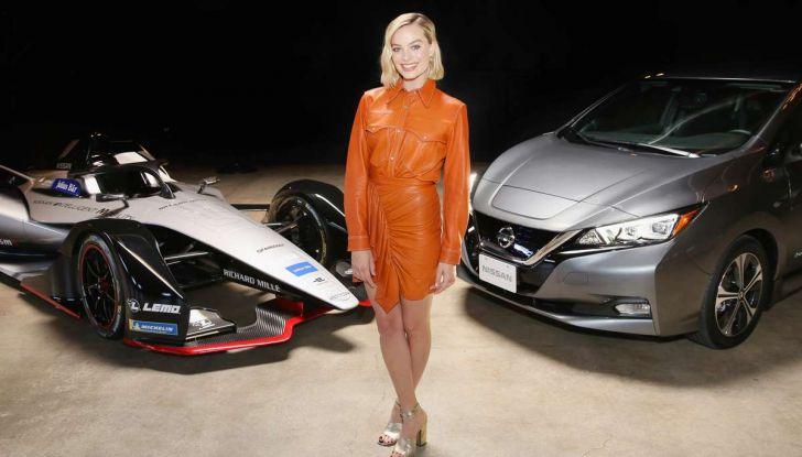 Formula E, Nissan festeggia il debutto con un evento a Los Angeles - Foto 2 di 9