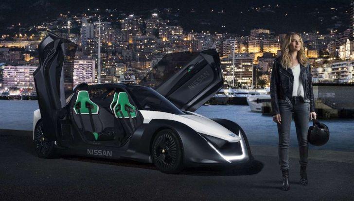 Formula E, Nissan festeggia il debutto con un evento a Los Angeles - Foto 3 di 9