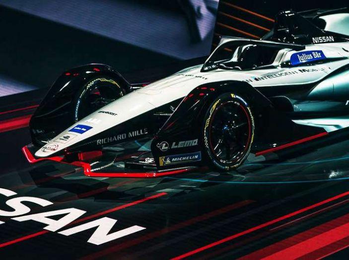 Formula E, Nissan festeggia il debutto con un evento a Los Angeles - Foto 1 di 9