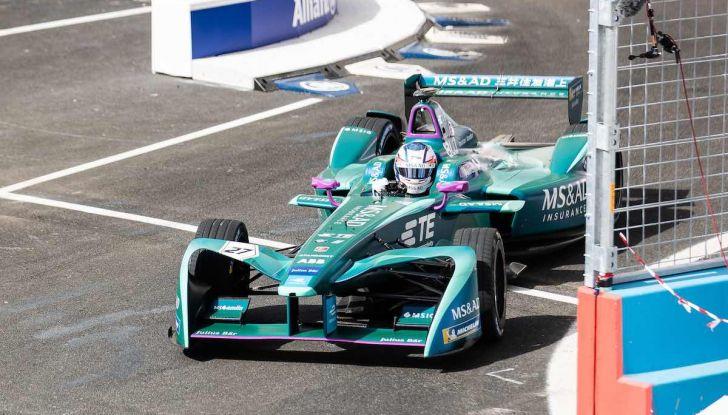 Formula E: gran business, nomi prestigiosi, ma ancora poca autonomia - Foto 6 di 43