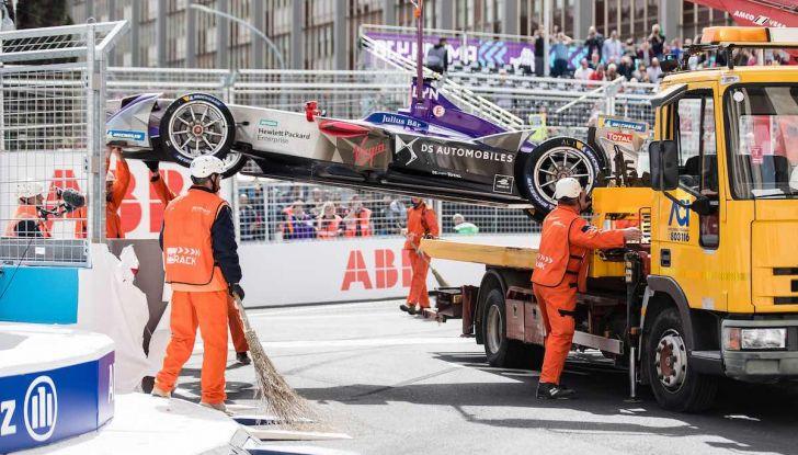 Formula E: gran business, nomi prestigiosi, ma ancora poca autonomia - Foto 18 di 43