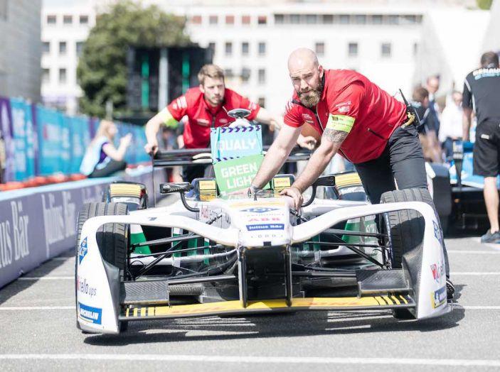 Formula E: gran business, nomi prestigiosi, ma ancora poca autonomia - Foto 24 di 43