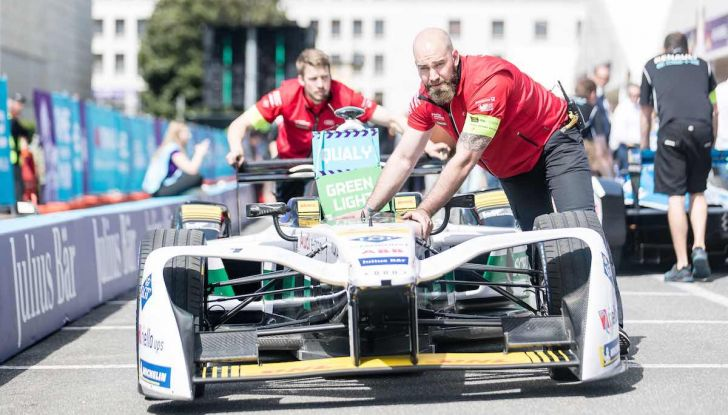 Una giornata alla Formula E 2018 di Roma, il simbolo del futuro - Foto 24 di 43