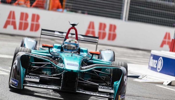 Formula E: gran business, nomi prestigiosi, ma ancora poca autonomia - Foto 11 di 43