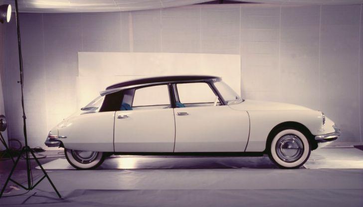 DS 19 – L'origine dell'avanguardia di DS Automobiles - Foto 4 di 4