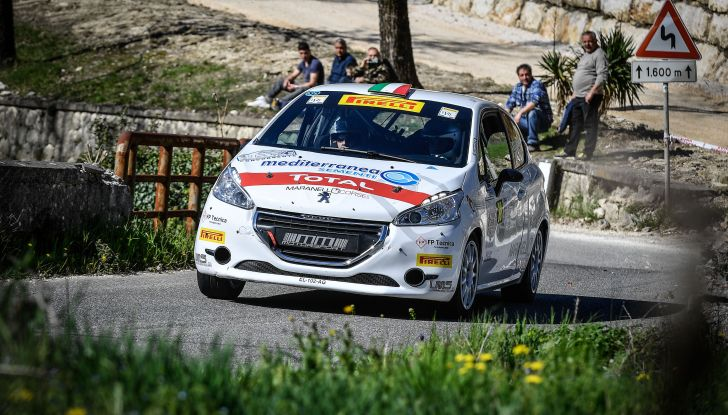 Peugeot Competition Rally 208: al Lirenas vince il toscano Ciuffi - Foto 2 di 3