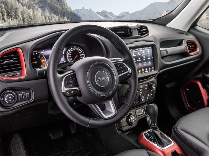 Jeep Renegade 2018: tutti i segreti dell'infotainment di nuova generazione - Foto 12 di 14