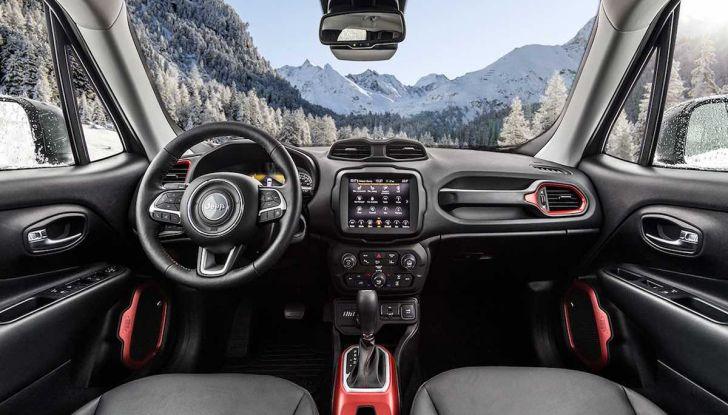 Jeep Renegade 2018: tutti i segreti dell'infotainment di nuova generazione - Foto 14 di 14