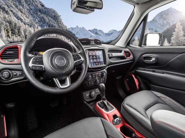 Jeep Renegade 2018: tutti i segreti dell'infotainment di nuova generazione - Foto 2 di 14