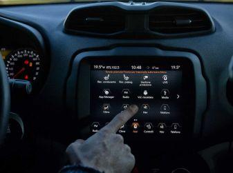Jeep Renegade 2018: tutti i segreti dell'infotainment di nuova generazione