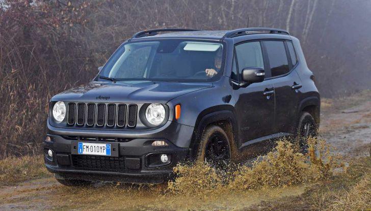 Jeep Renegade 2018: tutti i segreti dell'infotainment di nuova generazione - Foto 8 di 14