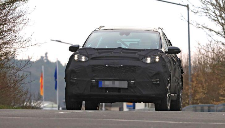 Kia Sportage 2019: nuova evoluzione per il SUV bestseller in Italia - Foto 2 di 22