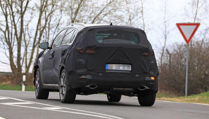 Kia Sportage 2019: nuova evoluzione per il SUV bestseller in Italia - Foto 10 di 22