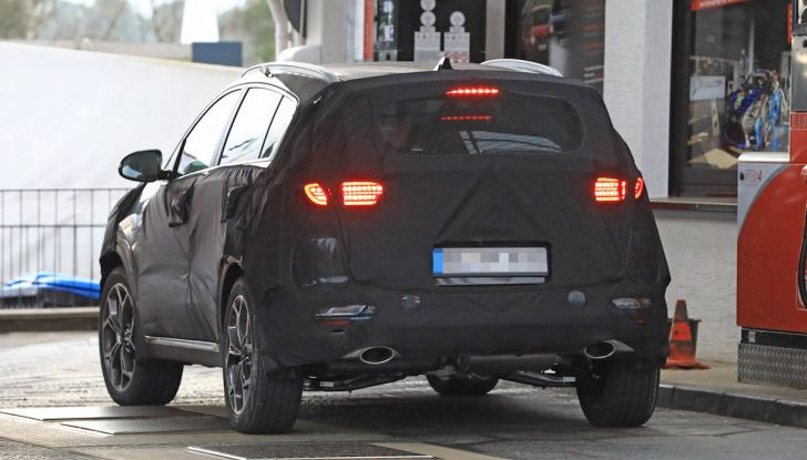 Kia Sportage 2019: nuova evoluzione per il SUV bestseller in Italia - Foto 11 di 22