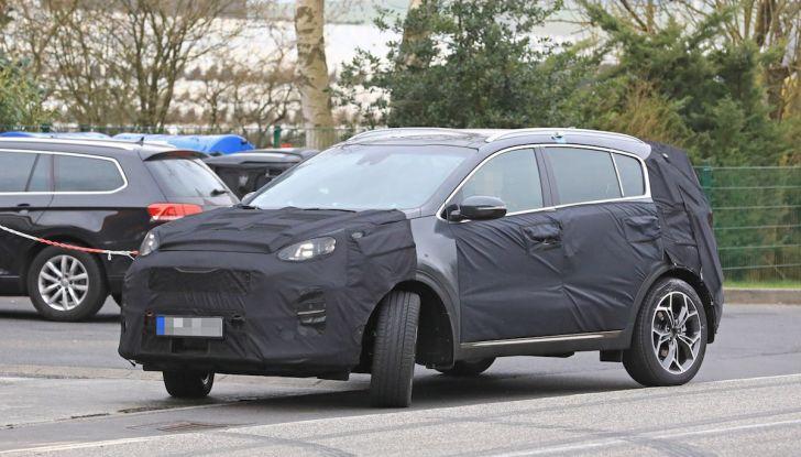 Kia Sportage 2019: nuova evoluzione per il SUV bestseller in Italia - Foto 12 di 22
