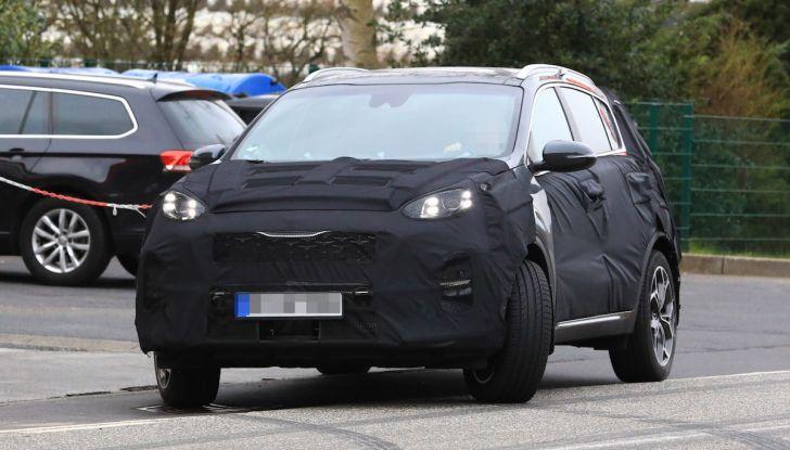 Kia Sportage 2019: nuova evoluzione per il SUV bestseller in Italia - Foto 13 di 22