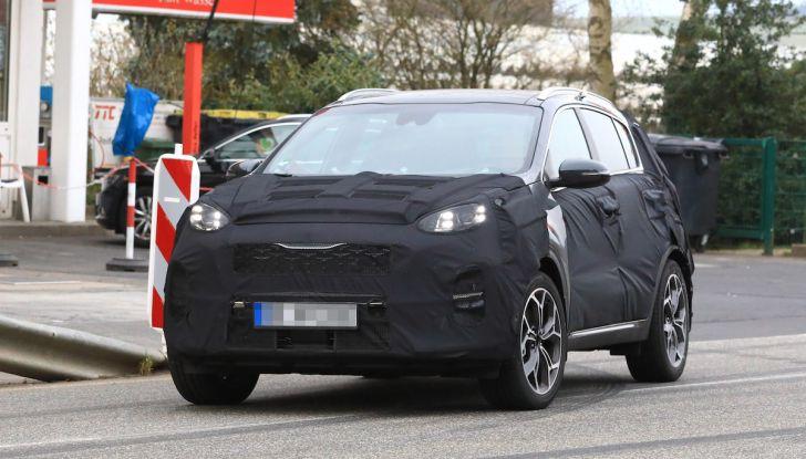 Kia Sportage 2019: nuova evoluzione per il SUV bestseller in Italia - Foto 15 di 22