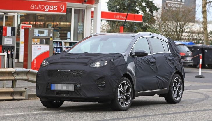 Kia Sportage 2019: nuova evoluzione per il SUV bestseller in Italia - Foto 16 di 22