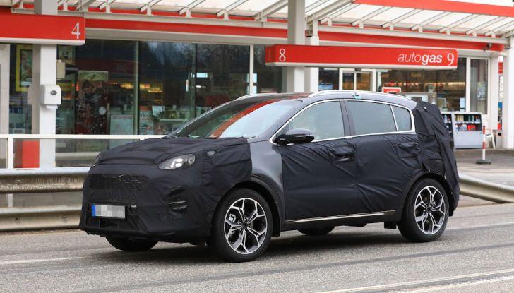 Kia Sportage 2019: nuova evoluzione per il SUV bestseller in Italia - Foto 17 di 22
