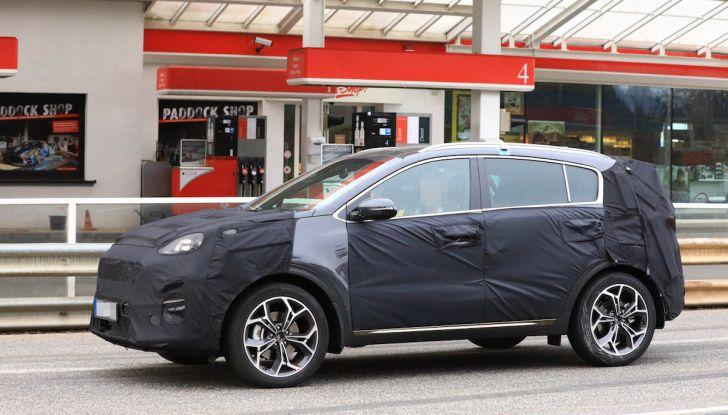 Kia Sportage 2019: nuova evoluzione per il SUV bestseller in Italia - Foto 18 di 22