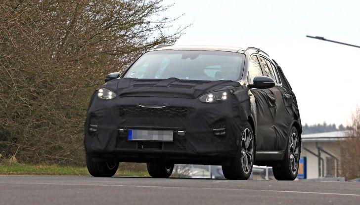 Kia Sportage 2019: nuova evoluzione per il SUV bestseller in Italia - Foto 1 di 22