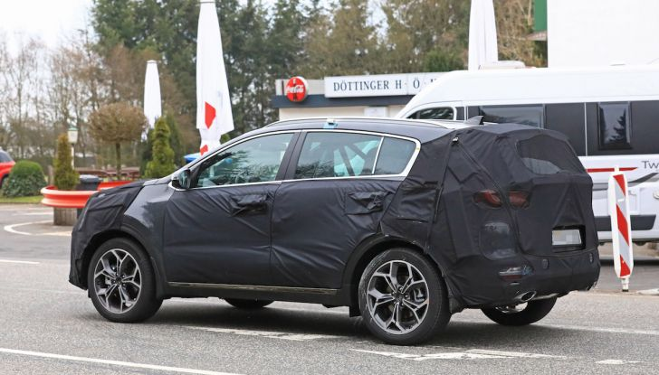 Kia Sportage 2019: nuova evoluzione per il SUV bestseller in Italia - Foto 20 di 22