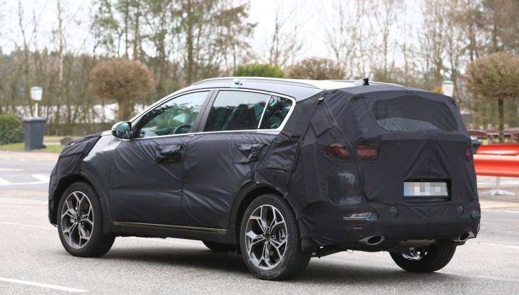 Kia Sportage 2019: nuova evoluzione per il SUV bestseller in Italia - Foto 21 di 22