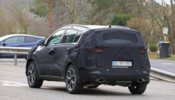 Kia Sportage 2019: nuova evoluzione per il SUV bestseller in Italia - Foto 22 di 22