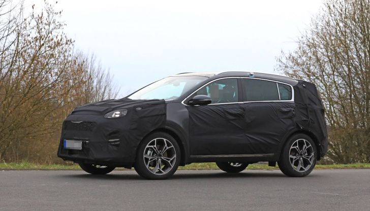 Kia Sportage 2019: nuova evoluzione per il SUV bestseller in Italia - Foto 4 di 22