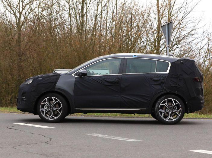 Kia Sportage 2019: nuova evoluzione per il SUV bestseller in Italia - Foto 6 di 22