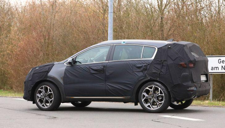 Kia Sportage 2019: nuova evoluzione per il SUV bestseller in Italia - Foto 7 di 22