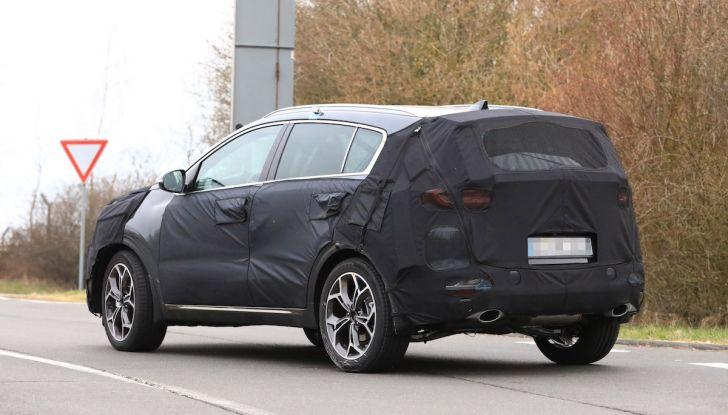 Kia Sportage 2019: nuova evoluzione per il SUV bestseller in Italia - Foto 8 di 22