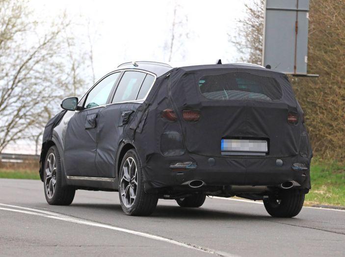 Kia Sportage 2019: nuova evoluzione per il SUV bestseller in Italia - Foto 9 di 22