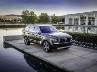 Kia Telluride, il SUV full size in arrivo nel 2020