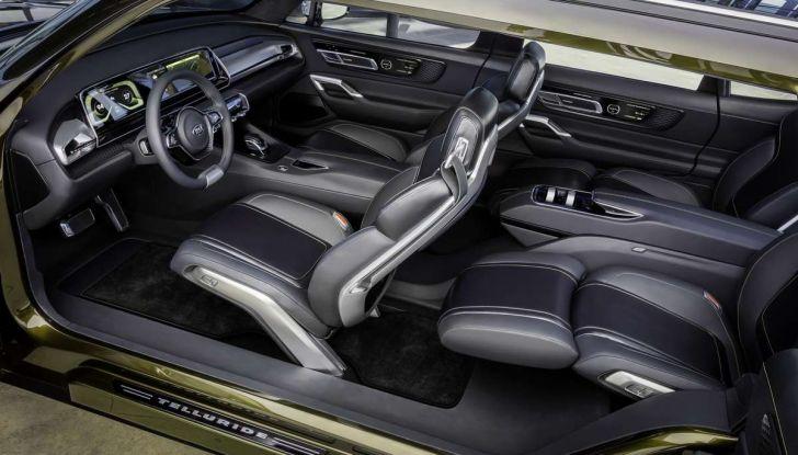 Kia Telluride, il SUV full size in arrivo nel 2020 - Foto 6 di 10