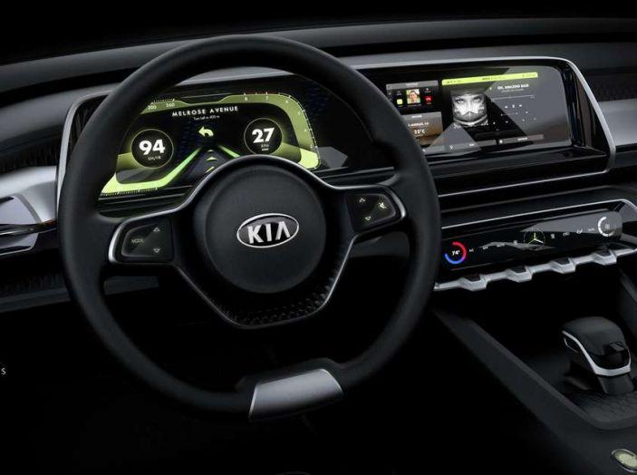Kia Telluride, il SUV full size in arrivo nel 2020 - Foto 8 di 10