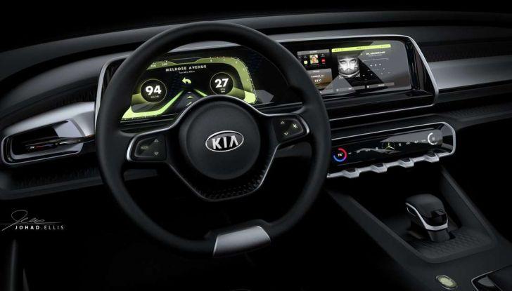 Kia Telluride premiata come World Car of the Year 2020 - Foto 8 di 10