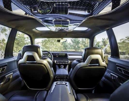 Kia Telluride, il SUV full size in arrivo nel 2020 - Foto 9 di 10