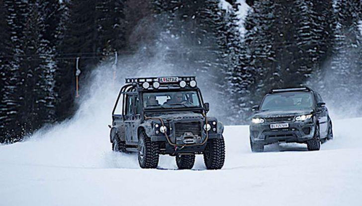 Le auto di James Bond 007 in mostra a Solden in Austria - Foto 2 di 6
